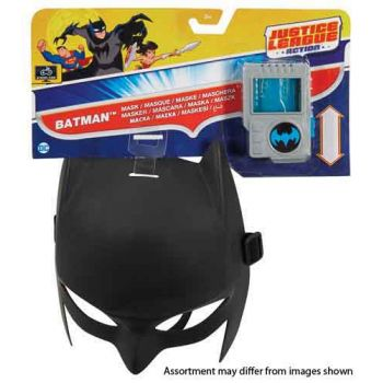 Justice League Action Basic Mask Assorted