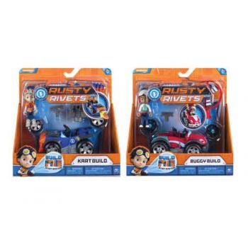 Rusty Rivets Vehicle Build Packs assorted ( was RRP $34.99 )