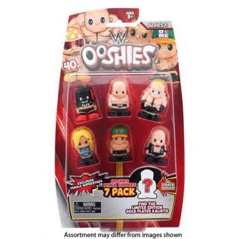 Ooshies WWE 7pk assorted