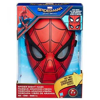 Spiderman Movie Feature Mask