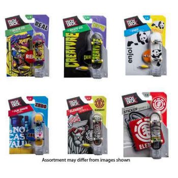 Tech Deck 96mm Fingerboards Assorted