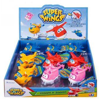 Super Wings Vroom N Zoom