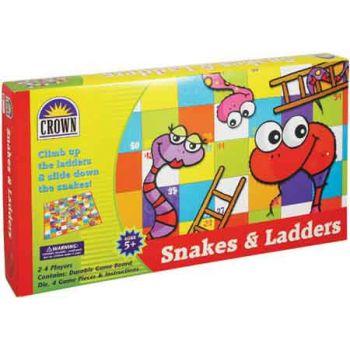 Crown Snakes & Ladders