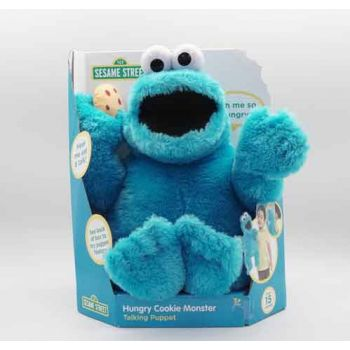 Sesame Street Puppet Cookie Monster
