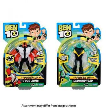 Ben 10 Deluxe Figures Assorted