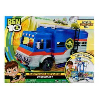 Ben 10 Rust Bucket Deluxe Vehicle