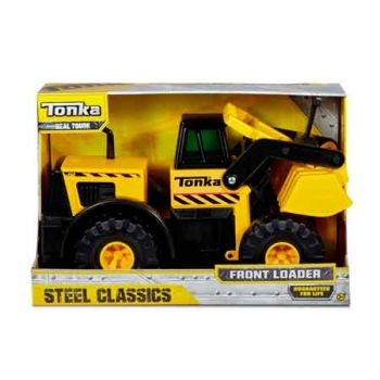 Tonka Steel Classic Front Loader ( ONLY SOLD in Carton of 2 )