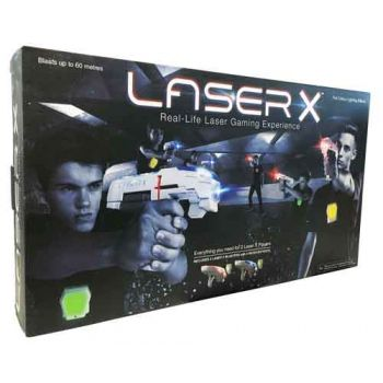 Laser X - Double Pack
