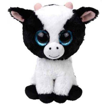 Ty Beanie Boos Regular - Butter White Cow