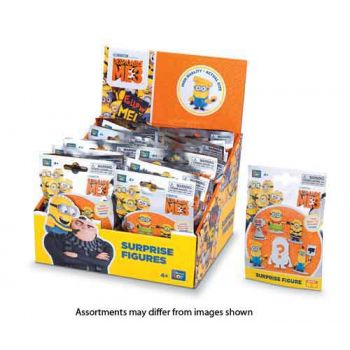 Despicable 3 Surprise Pack assorted ( ONLY SOLD in display of 30 )