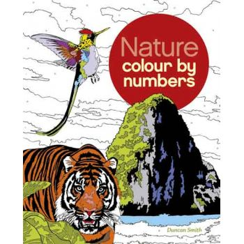 Colour by Numbers - Nature