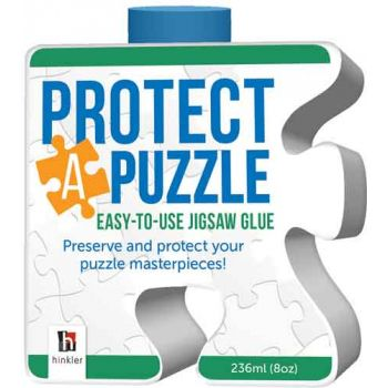 Protect-A-Puzzle Jigsaw Glue ( can be sold in Display of 8 )
