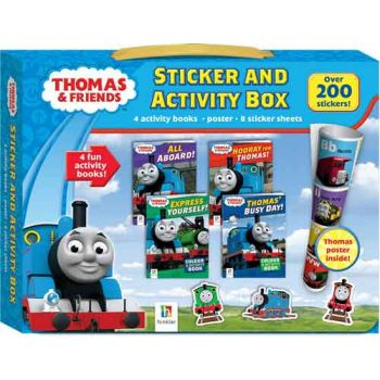 Thomas & Friends Sticker and Activity Box