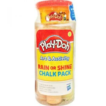 Play-Doh Chalk Packs assorted ( ONLY SOLD in display of 24 )