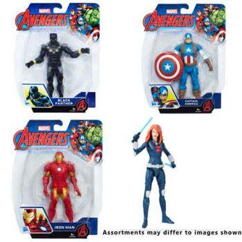 """Avengers 6"""" Figures assorted"""