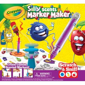 Crayola Silly Scents Marker Maker