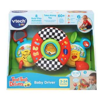 VTech Toot Toot Drivers Baby Driver