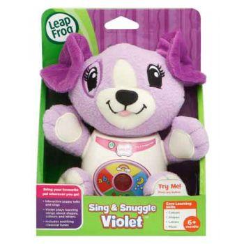 LeapFrog Sing & Snuggle Violet