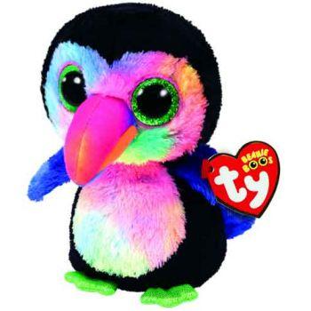 Ty Beanie Boos Regular - Beaks Black Toucan