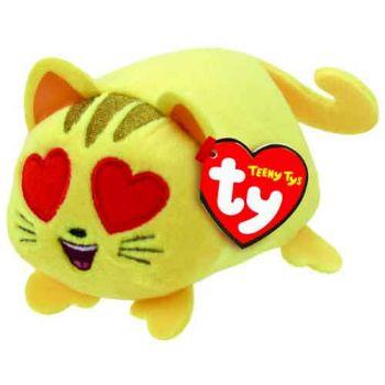 Teeny Tys - Emoji Cat Heart Eye