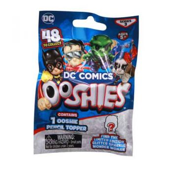 Ooshies DC Series 3 Blind Bag ( ONLY SOLD in display of 45 )