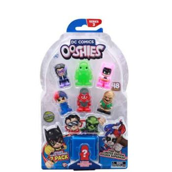 Ooshies DC Series 3 7pk assorted