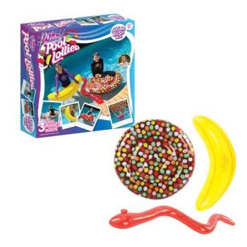 Wahu Pool Lollies - Sugar Rush Mix assorted