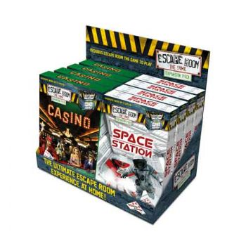 Escape Room Expansion Pack SERIES 2 assorted
