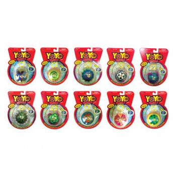 YOYO Balls assorted ( ONLY SOLD in display of 12 )