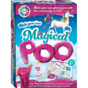 Make your own Magical Poo Slime