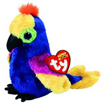 Ty Beanie Boos Regular - Wynnie Parrot