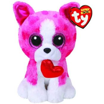 Ty Beanie Boos Regular VALENTINES DAY - Romeo Dog