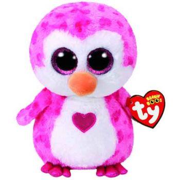 Ty Beanie Boos Medium VALENTINES DAY - Juliet Penguin