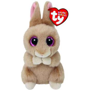 Ty Boos Ornaments - Ginger Brown Bunny