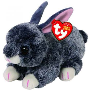 Ty Beanie Babies Regular - Easter Smokey Grey Rabbit