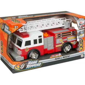 """Road Rippers 12"""" Rush & Rescue Fire Truck"""
