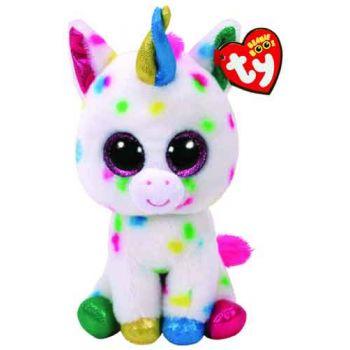 Ty Beanie Boos Regular - Harmonie Speckled Unicorn