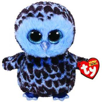 Ty Beanie Boos Medium - Yago Blue Owl