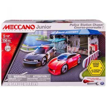 Meccano Junior Police Station ( was RRP $59.99 )