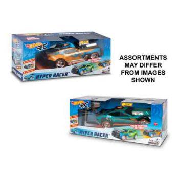Hot Wheels Radio Control Hyper Racer assorted