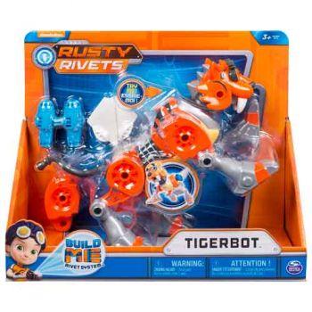 Rusty Rivets Tiger Bot Build ( was RRP $59.99 )