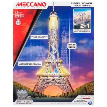 Meccano ELITE Eiffel Tower 2.0