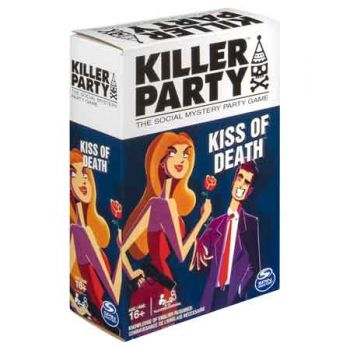 Killer Party Kiss of Death ( was RRP $19.99 )