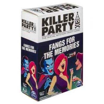 Killer Party Fangs for the Memories ( was RRP $19.99 )