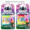 Hatchimals Colleggtibles Series 4 Hatchy Homes Light Up assorted ( was RRP $14.99 )