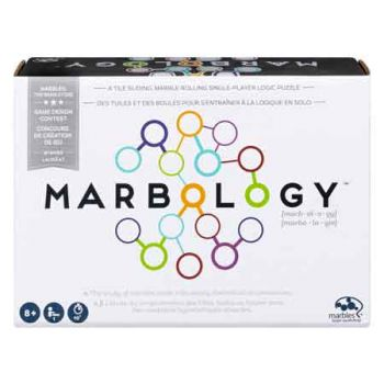 Marbles Brain Workshop Marbology