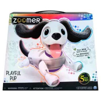 Zoomer Playful Pup ( was RRP $149.99 )