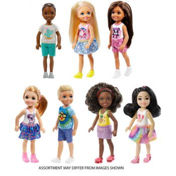 Barbie Chelsea assorted ( ONLY SOLD in Carton of 6 )