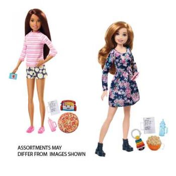 Barbie Sisters Babysitter assorted