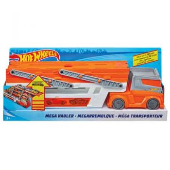 Hot Wheels 50th Anniversary Mega Hauler Vehicle